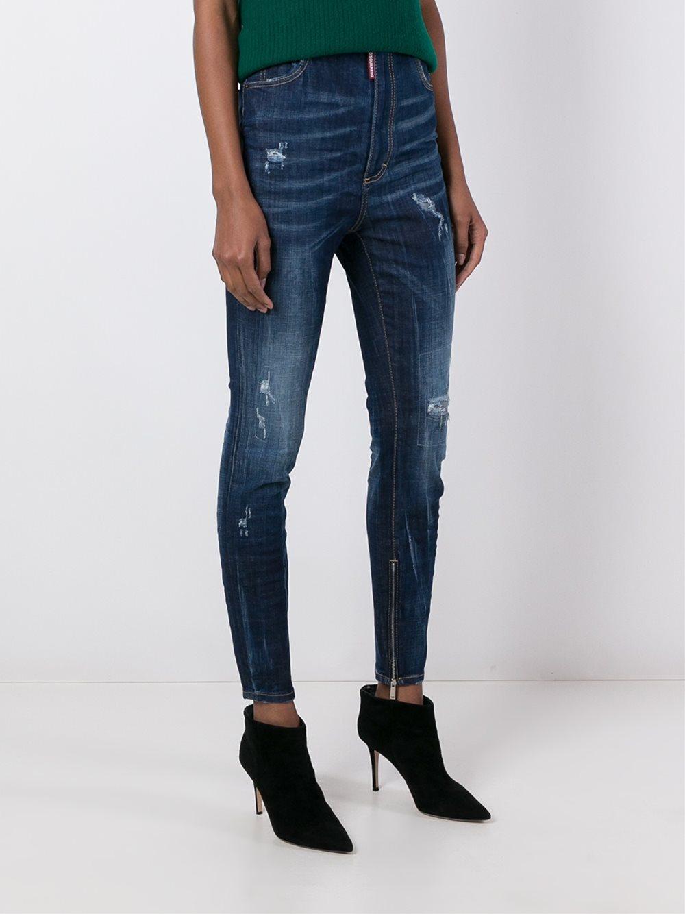 3616fe2c804292 acheter jeans dsquared pas cher Avis en ligne