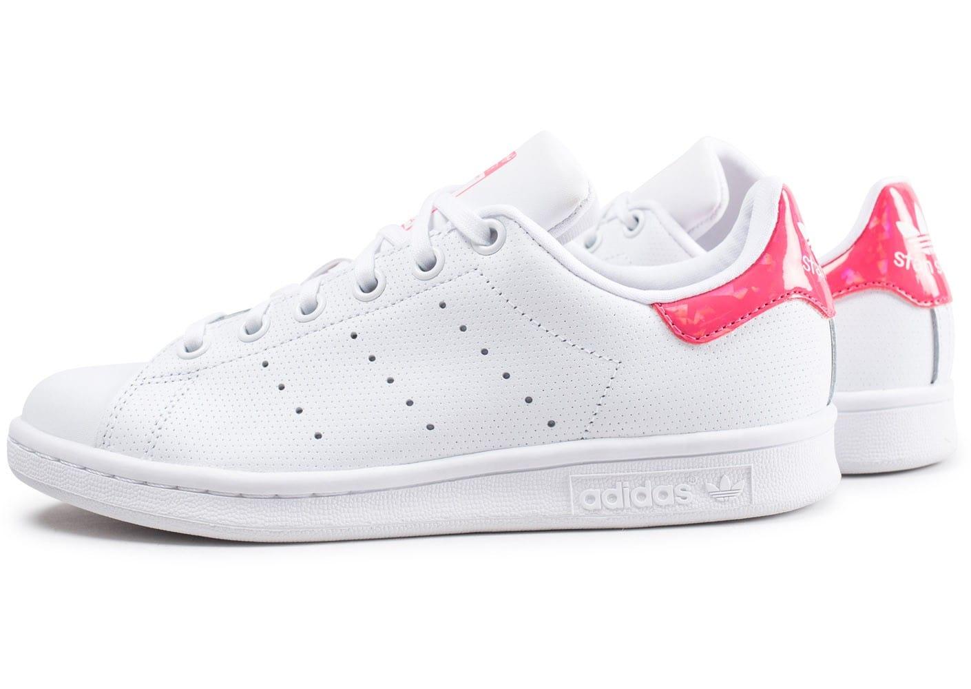 discount sale 80b16 1d5a3 adidas stan smith junior rose Avis en ligne