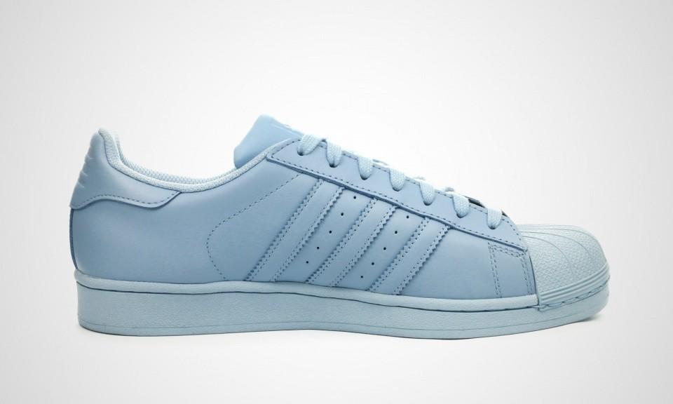 adidas originals bleu ciel