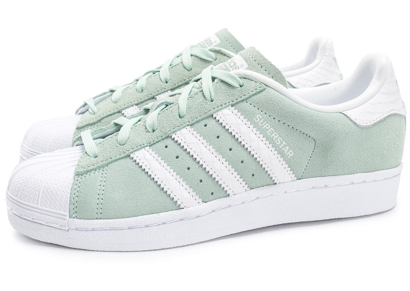 adidas originals vert