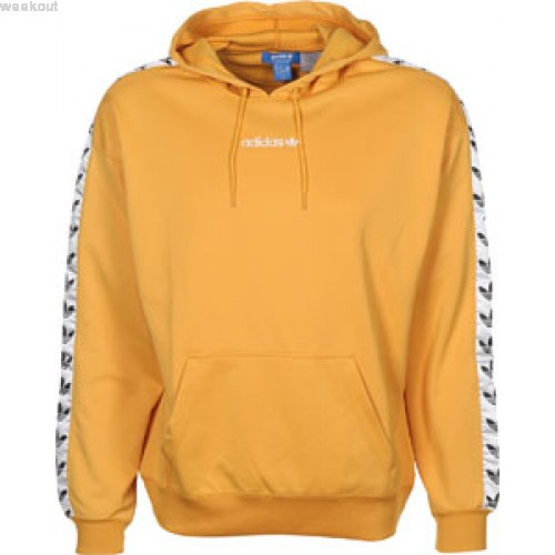 Tnt Adicolor Avec Adidas Sweat Originals Capuche Jaune Bande