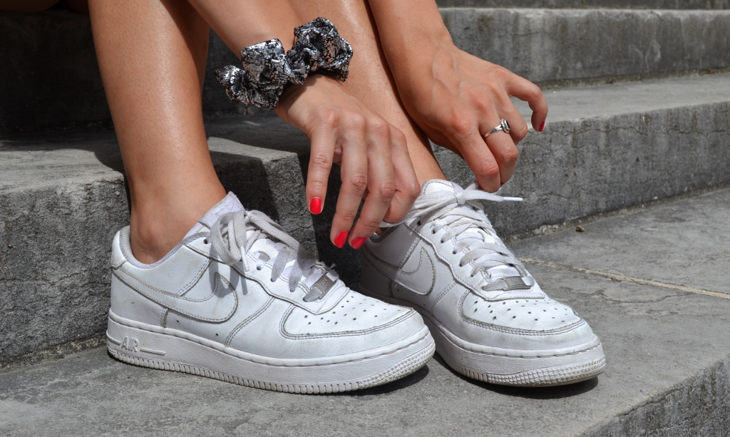 porte chaussure Air Force 1 Low Upstep BR PS nike Lifestyle