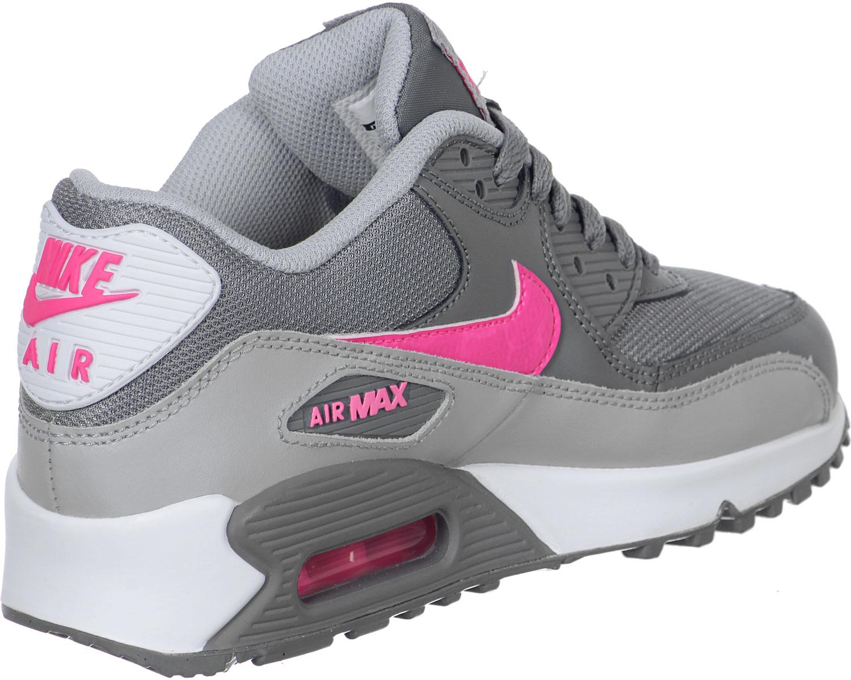 air max femme grise et rose