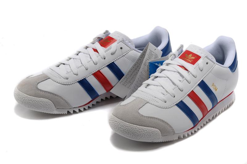 En Adidas Rouge Chaussure Bleu Blanc Avis Ligne IYyf76gvbm