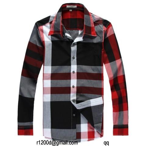 206f0f2dca04 Acheter chemise burberry pas cher pour homme original pas cher ici en ligne  avec le prix le plus bas possible. Remises spéciales sur les nouvelles  offres ...